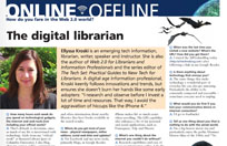 Interview with Ellyssa Kroski – The Digital Librarian